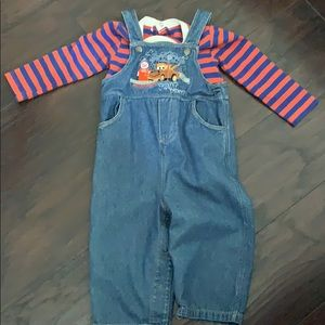 Jumper or Jumpsuit for 18mos toddler